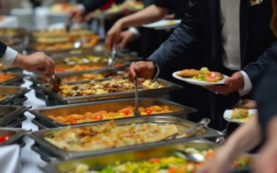 Svatební catering a jak vybrat catering na svatbu