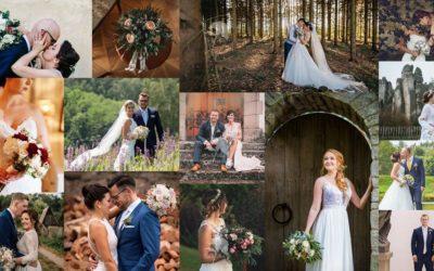 Květiny na svatbu aneb svatební floristika očima odborníka