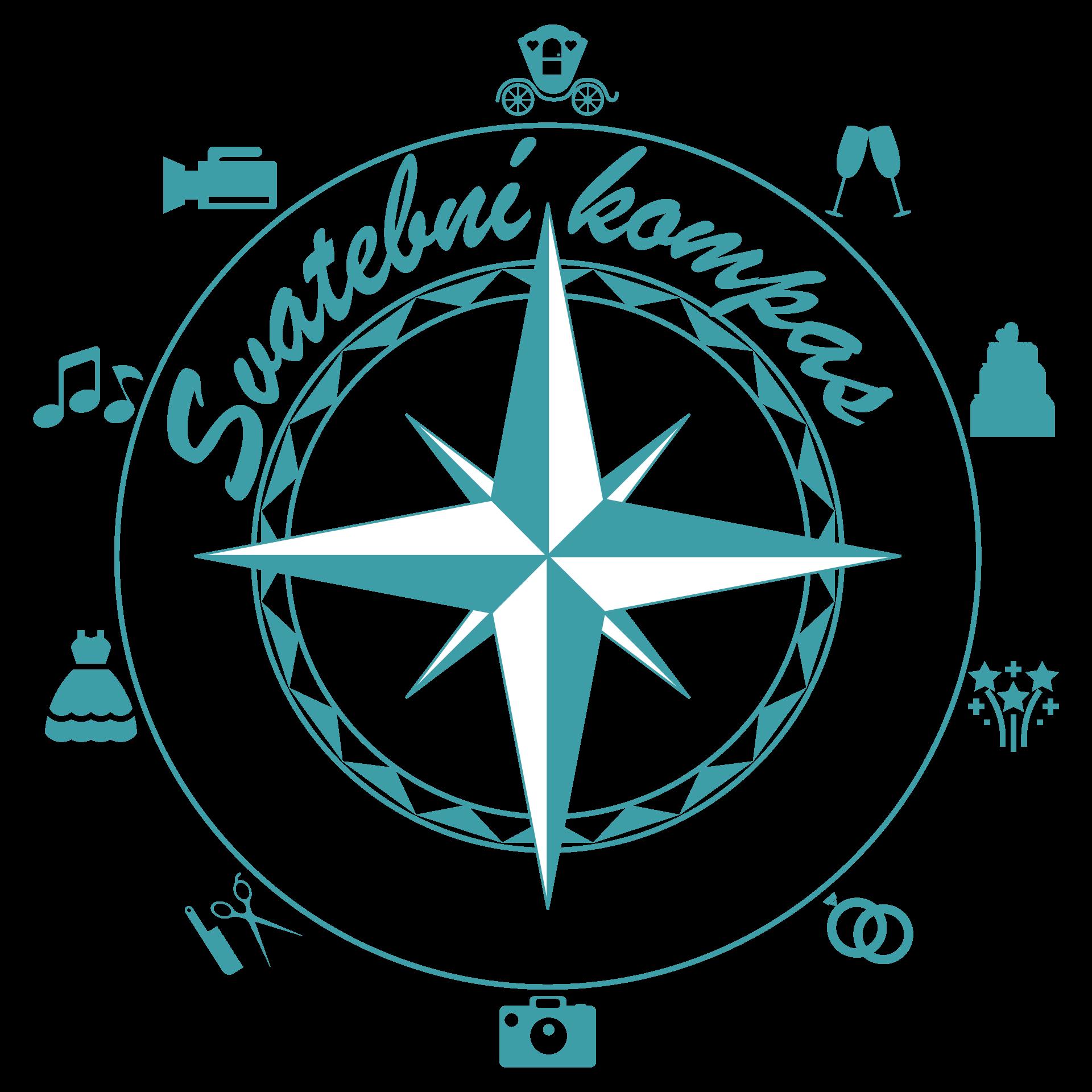 Svatební místa - Svatební kompas